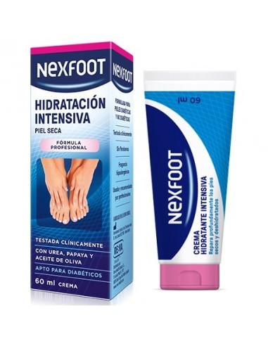 Nexfoot Crema Hidratación Intensa Pies Secos 60ml