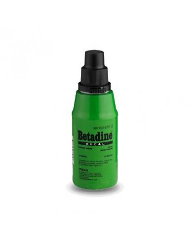 Betadine Bucal 10 % Solución 125 ml