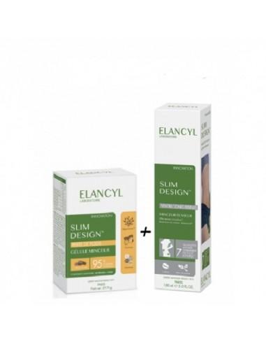 Elancyl Slim Design Dúo Cápsulas+Gel 150ml