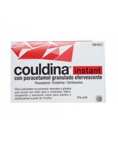 Couldina Instant Paracetamol 10 Sobres