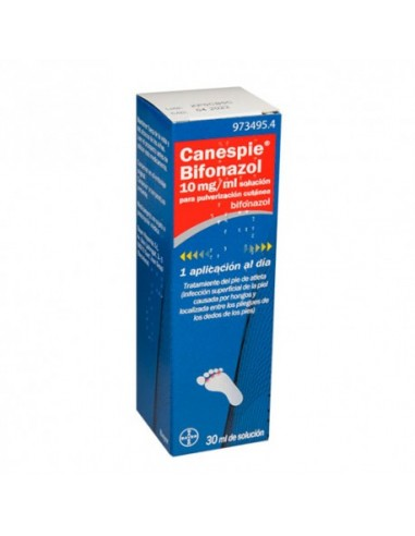 Canespie Bifonazol 10mg/ml Pulverizador 30ml
