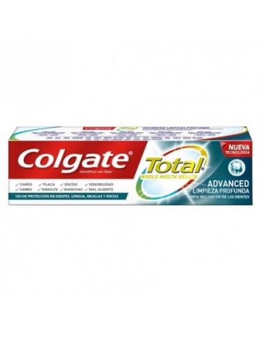 Colgate Total Advanced Limpieza Profunda Dentífrica 75 ml