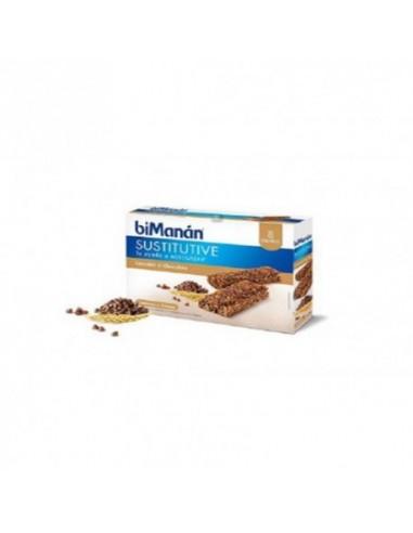 Bimanan Cereales/Chocolate 8 Barritas