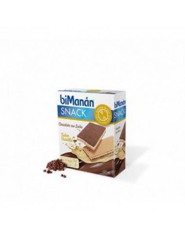 Bimanán Snack Choco Vainilla 6 Unidades