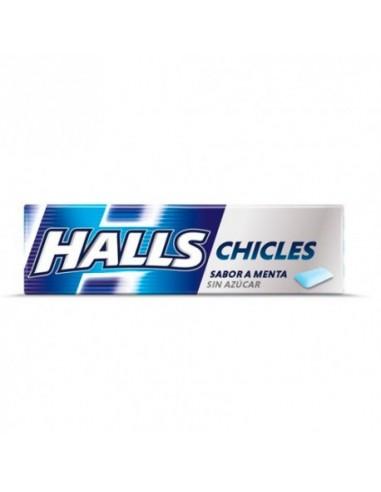 Halls Chicles Menta