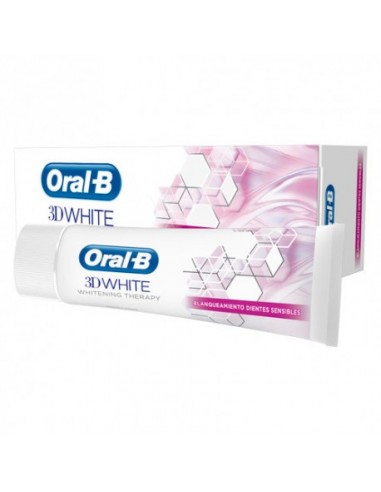Oral-B 3D White Therapy blanquente dientes 75 ml
