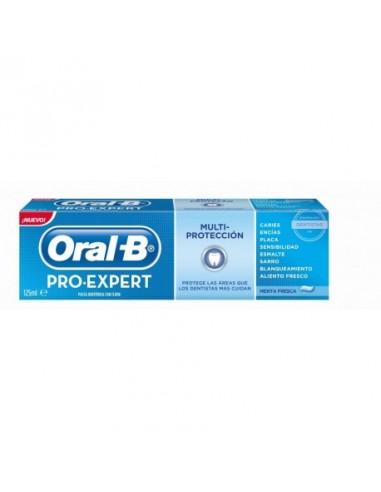 Oral B Pro-Expert Pasta Dental Multiprotección 125ml