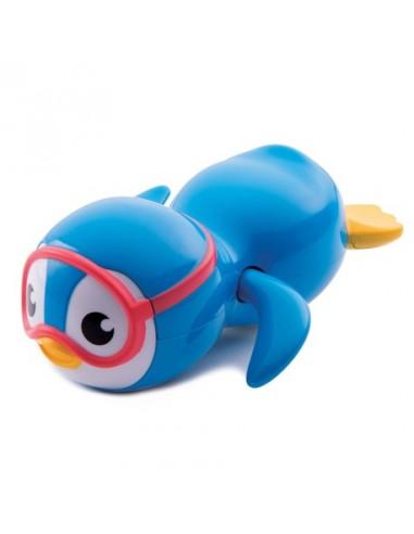 Munchkin Pingüino Nadador Baño +9m