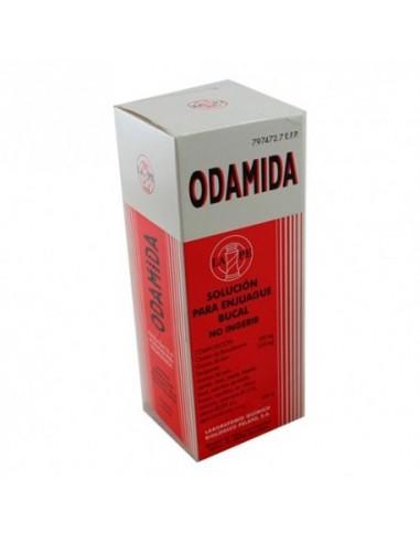 Odamida 1/2.5mg/ml Solución Bucal Tópica 135ml