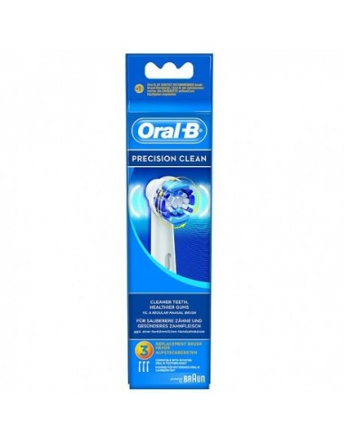 Oral B Recambios Precision Clean 3u