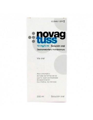 Novag Tuss 2mg/ml Solución Oral 200ml