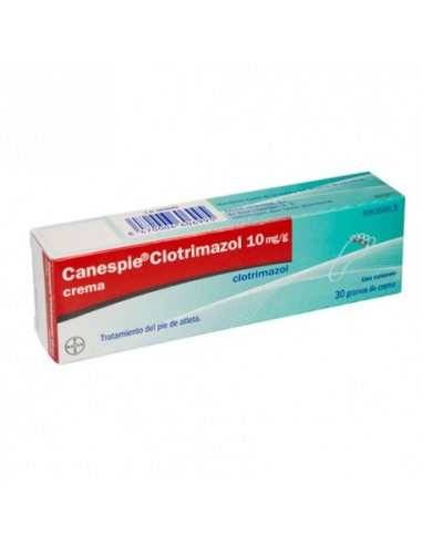 Canespie Clotrimazol 10 mg/g 30 gr