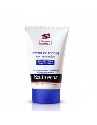 Neutrogena Crema Manos con Perfume 50 ml.