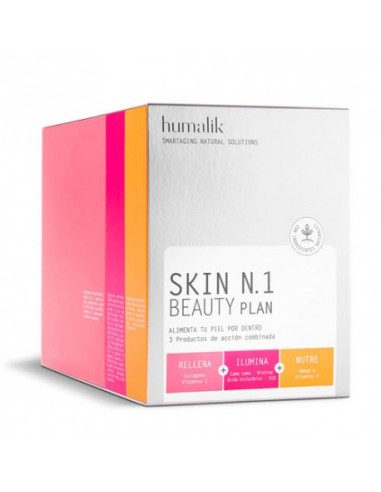 Humalik Skin Beauty Plan 20 días