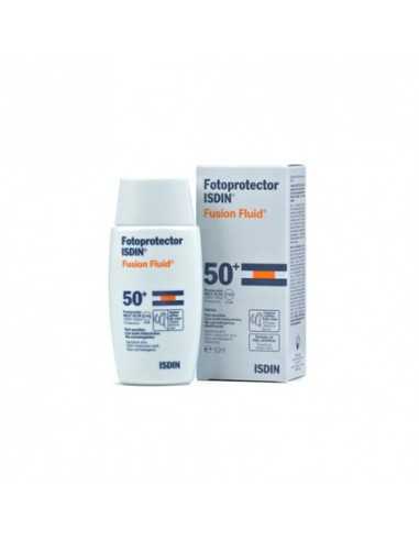 Fotoprotector Isdin Fusion Fluid SPF 50+ 50ml