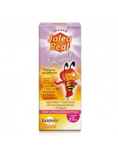 Juanola Jalea Real Niño Vitalidad Jarabe 150ml